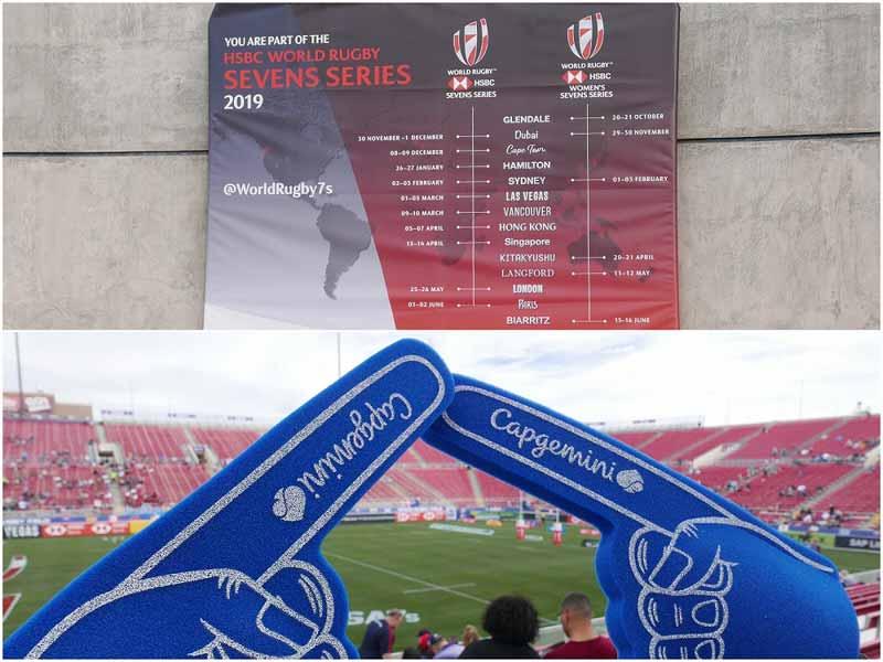 HSBCワールドラグビーセブンズシリーズ2018-2019 第5戦 アメリカ大会