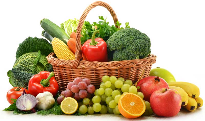 野菜や果物