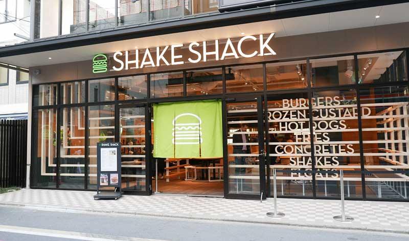 Shake Shack 京都四条烏丸店