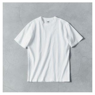 ユニクロ|ヘビーウエイトTシャツ