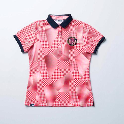 【3】FILA GOLF【ポロシャツ】