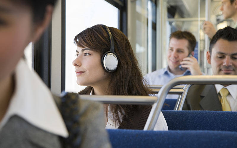 通勤 音楽