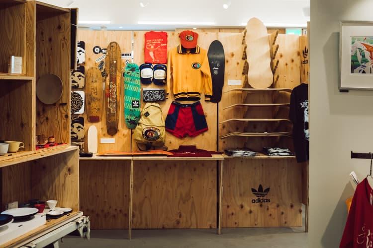 adidas Originals × LOVE SKATEBOARD JAPAN