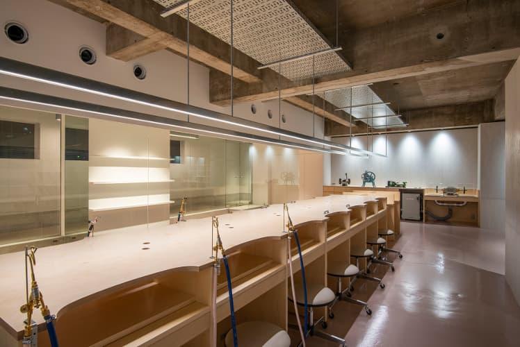 humプロデュース 彫金教室「WORKSHOP NANOKAWA」