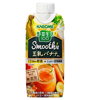 野菜生活100 Smoothie 豆乳バナナ