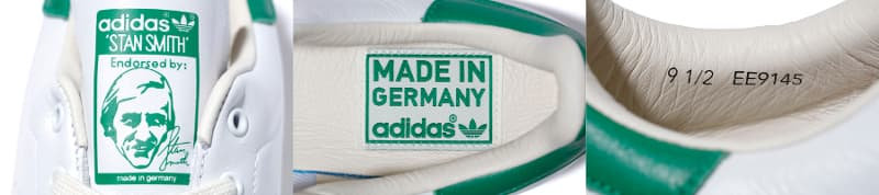 adidas Originals「Stan Smith made in Germany」