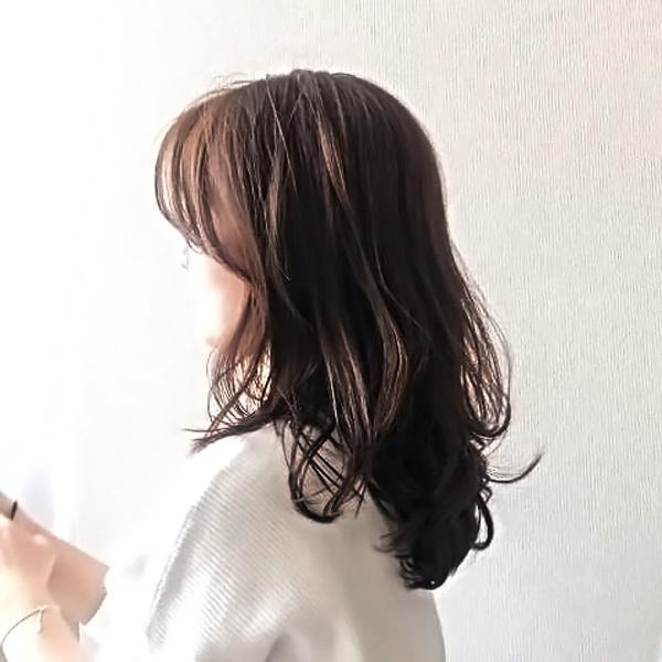 ゴム1本でこなれヘアが叶う【大人のモテ系お団子】アレンジ