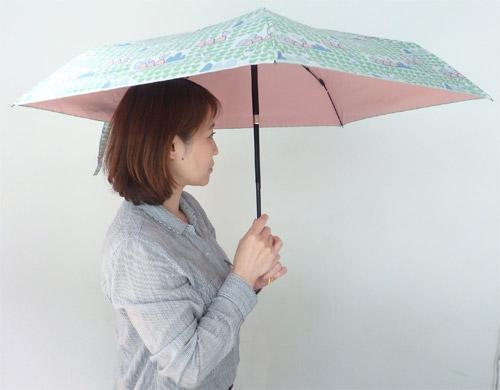 korko 自動開閉折りたたみ日傘