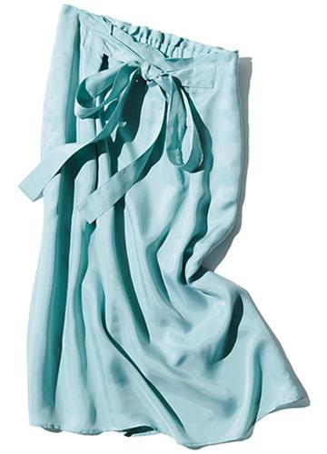 「ノット|KNOTT」のリボンベルト付きスカート