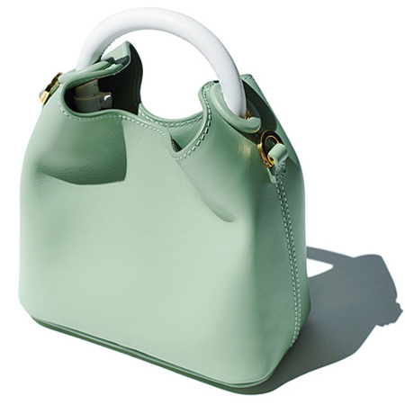 「エレメ|ELLEME」のミニバケツバッグ