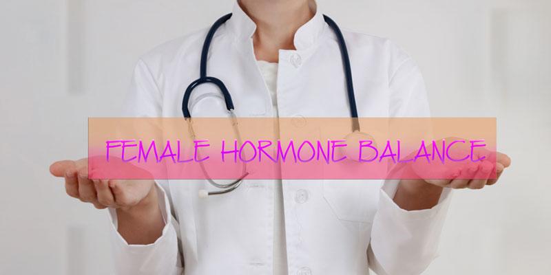 ホルモンの変化