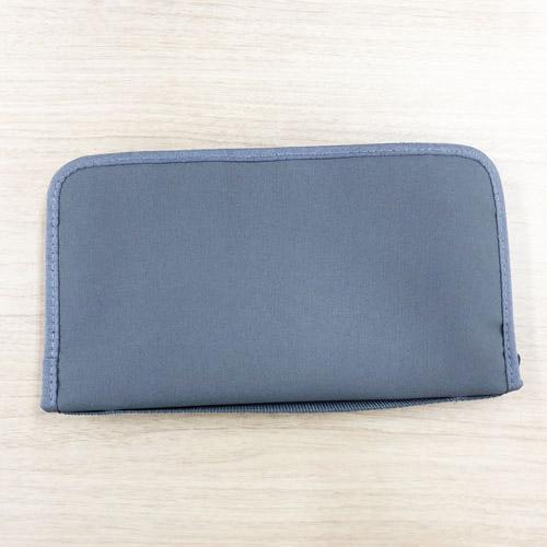 【無印良品】クリアポケット付パスポートケース