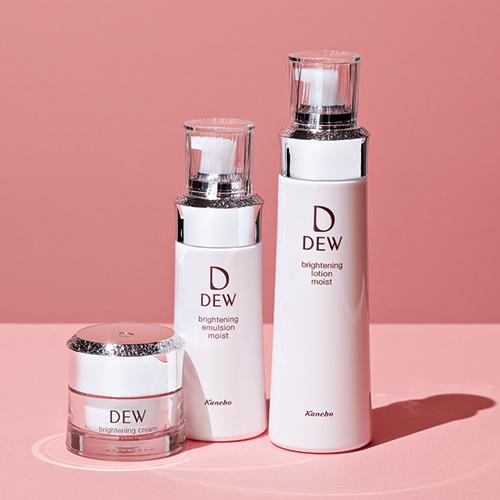カネボウ化粧品|DEW ブライトニングローション
