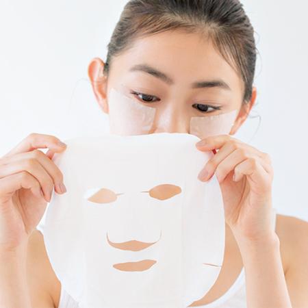美白マスクの使い方