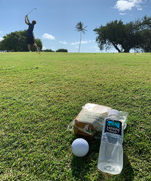HAWAII KAI GOLF COURSE ゴルフ