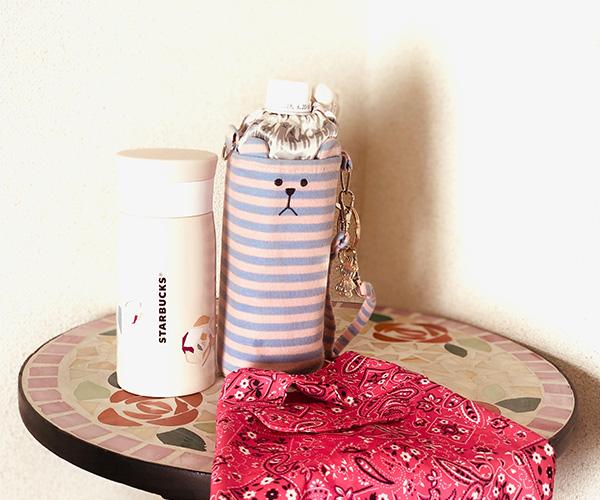 ペットボトルカバー 水筒