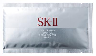 【SK-Ⅱ】ホワイトニング ソース ダーム・リバイバル マスク
