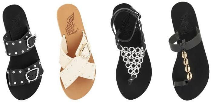 Ancient Greek Sandals SIXIÈME GINZA限定アイテム
