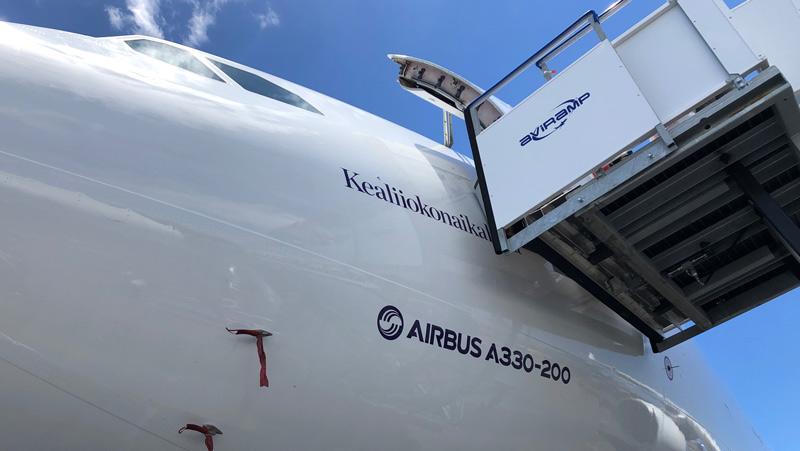 ハワイアン航空 エアバス330