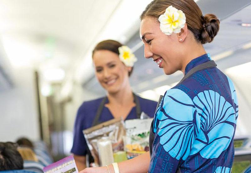 ハワイアン航空 CA