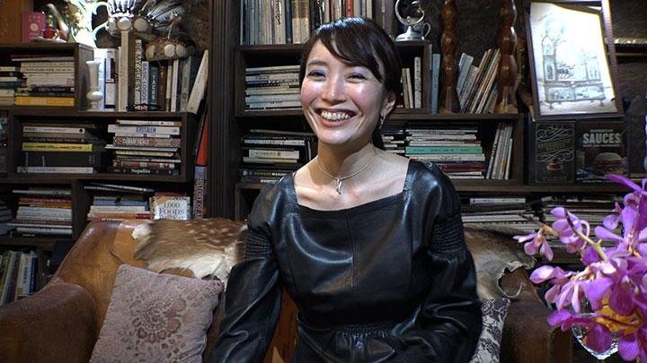 ケータリング会社オーナー・寺脇加恵さん