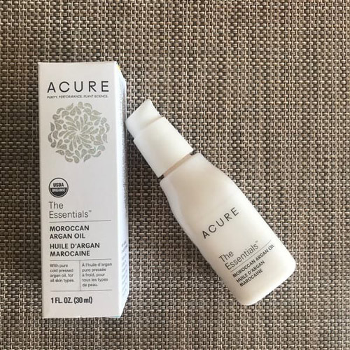 Acure【The Essentials Moroccan Argan Oil】
