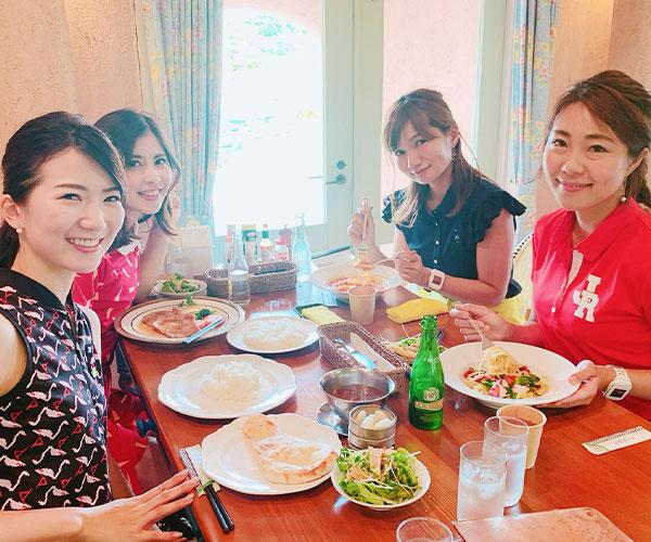 「ロペ倶楽部」レストラン ランチ