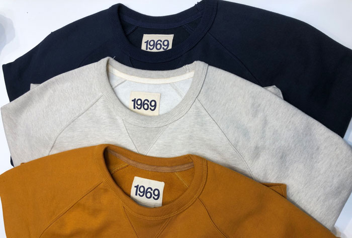 1969 Collection スウェット