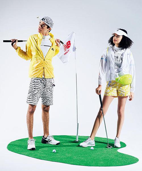 ニューバランス ゴルフ
