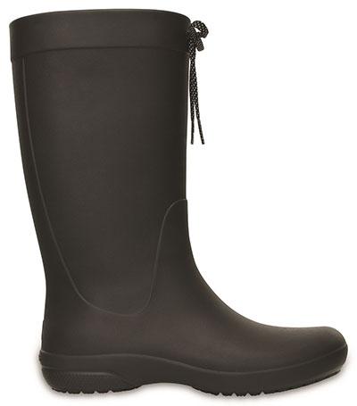 crocs freesail rain boot w