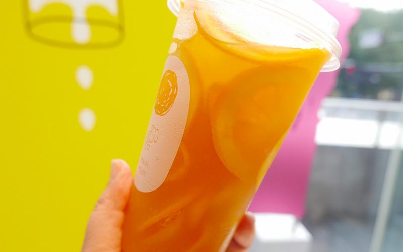 machi machi(マチマチ) チーズティー オレンジティー