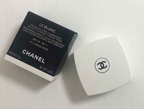 シャネル|ル ブラン クッション SPF30/PA+++