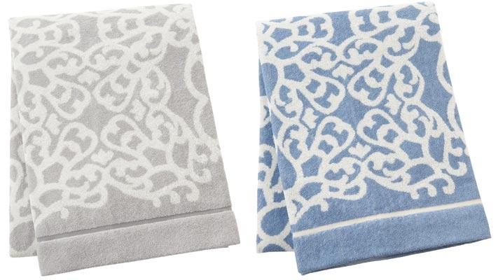 スクープル サマーブランケット(毛布)グレー/ブルー