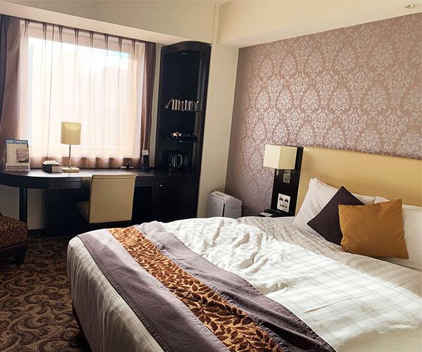 ホテルメルキュール札幌に宿泊