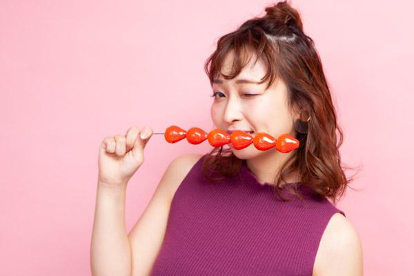 Strawberry Fetish いちご飴