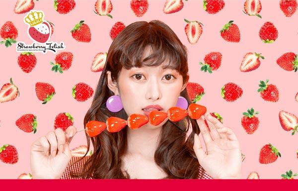 Strawberry Fetish