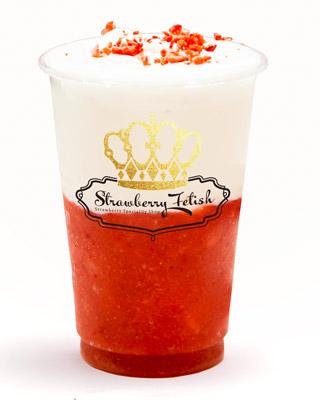Strawberry Fetish ストロベリー×ミルク