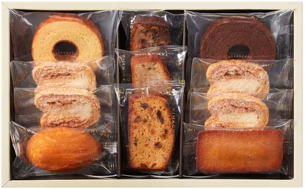 焼菓子ギフト 8種11個入