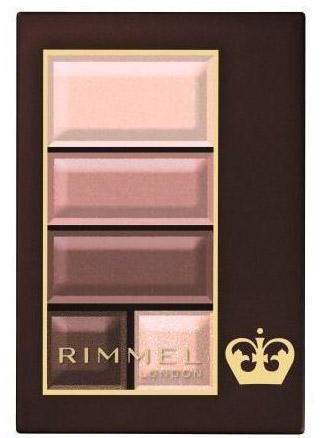 「リンメル ショコラスウィートアイズ ソフトマット005サクラショコラ」(常盤薬品工業)