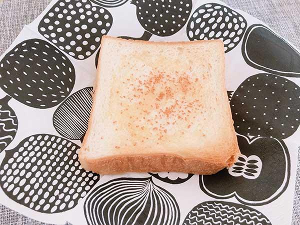 ぱらぱらめんたい パン