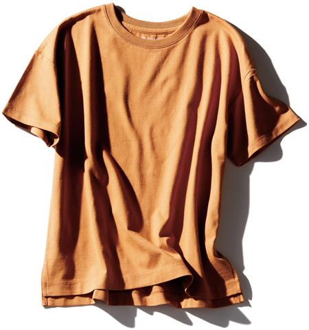 【ナノ・ユニバース】汗染み防止Tシャツ