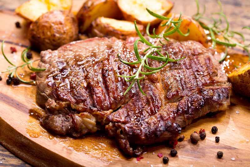 肉類 ステーキ