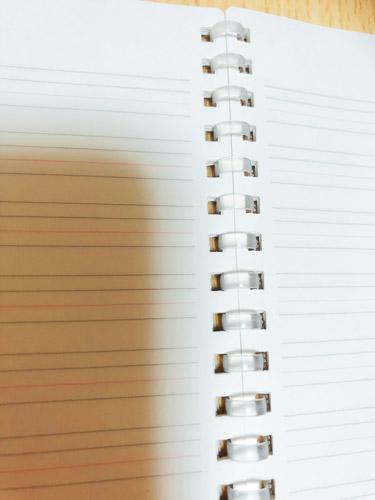 ソフトリングノート(英習帳)