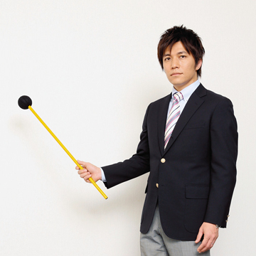 天気予報士の斉田季実治さん