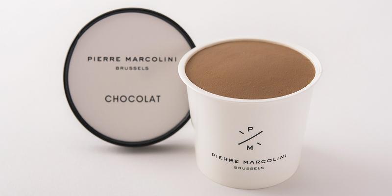 ピエール マルコリーニ アイスクリーム(チョコレート)