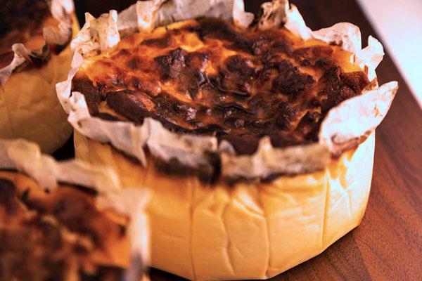 GAZTA/バスクチーズケーキ