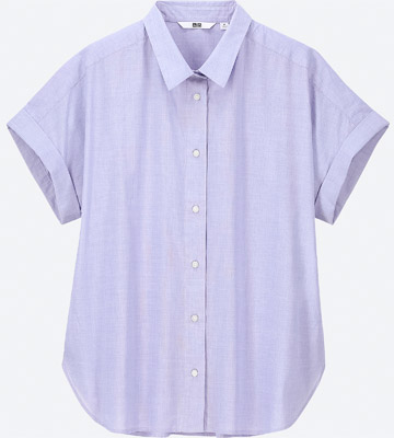 ソフトコットンシャツ