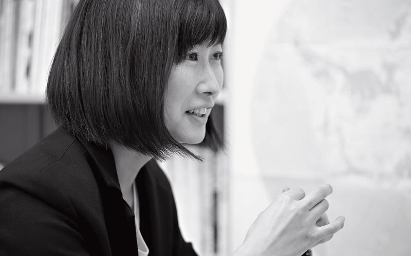 田邊優貴子さん