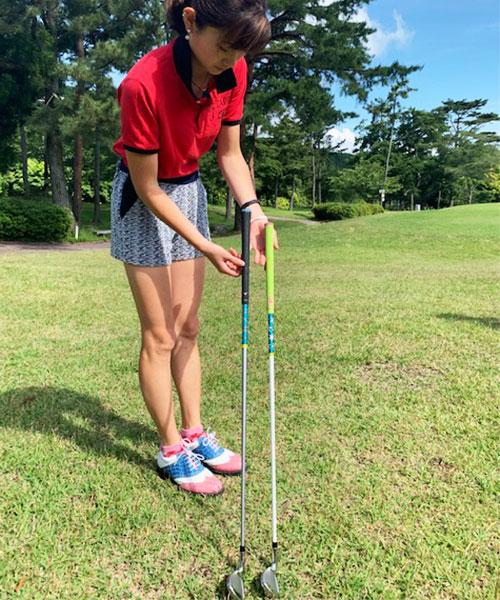 ゴルフクラブ選び