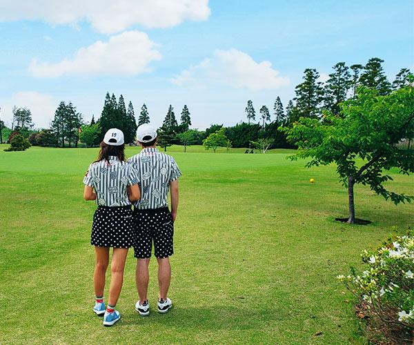 ゴルフデートコース